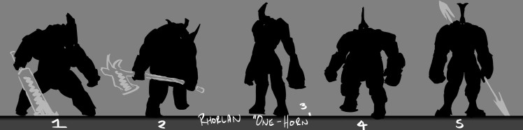 One Horn Concept 05