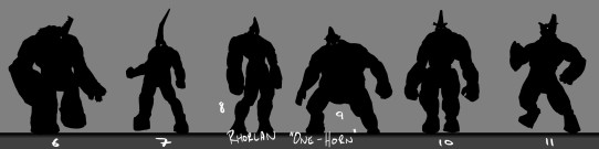 One Horn Concept 06