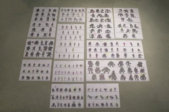 Concept Silhouettes Marked up