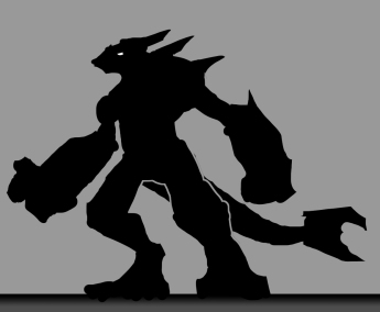 Initial Silhouette