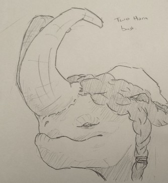 Two Horn Concept 15