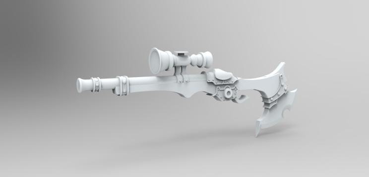 eGrim Musket SE model