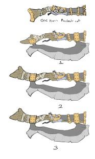 Two Horn Muskaxe_V2