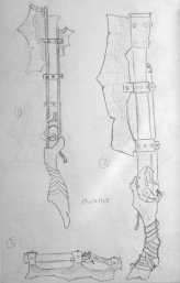 Two Horn Weapon Concept_01