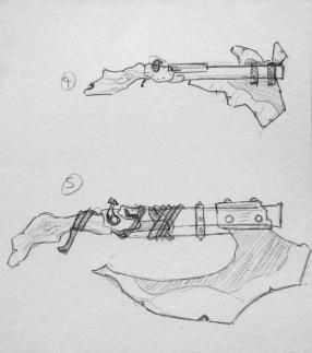 Two Horn Weapon Concept_02