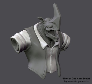 One Horn Concept 55