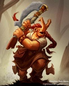 Rhorlan Two Horn